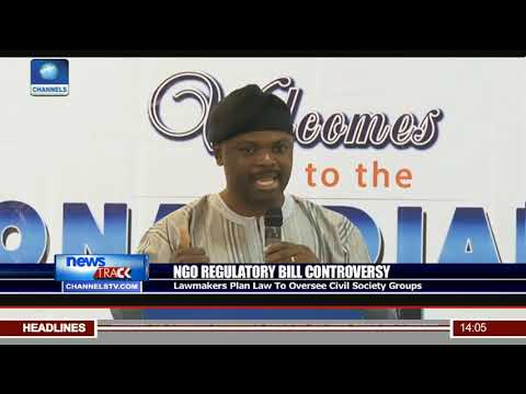 Lawmakers Plan Law To Oversee Civil Society Groups