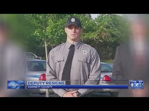 Harnett County deputy involved in deadly shooting resigns