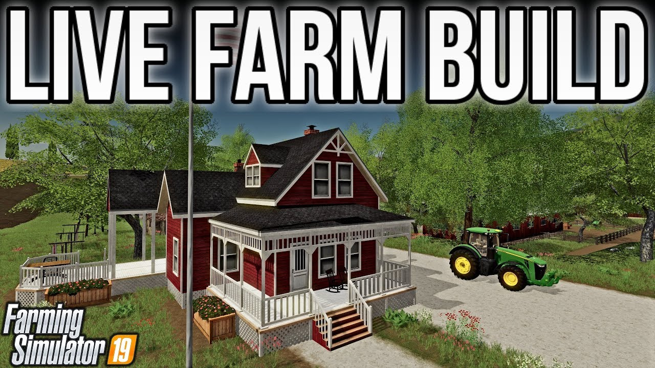 Return To Westbridge Hills w/Seasons! (Farm Build) | Farming Simulator 19