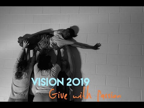 Vision 2019: Give with Passion
