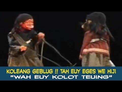 Carita Anu Lolong Naek Tangkal Kalapa - Wayang Golek Bobodoran