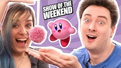 Show of the Weekend: Days Gone and Luke's Kirby Extra Epic Yarn Pompom Crafting Challenge
