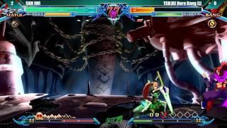 NEC 15 BlazBlue Chronophantasma Grand Finals Dora vs SKD