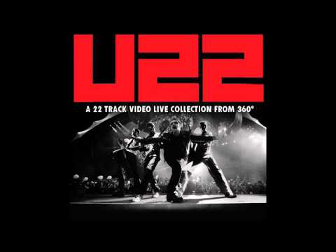 U22  Even Better Than The Real Thing