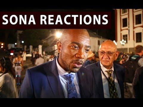 Politicians react to Sona 2019