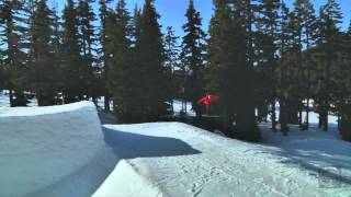 Arbor Snowboards :: Mike Gray At Superpark 16 - The Lost Footage