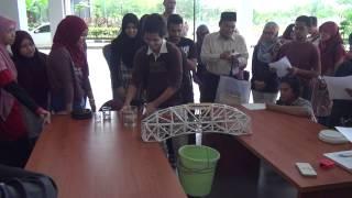 Smu3613 Biomechanics Spaghetti Bridge Competition Chromodome