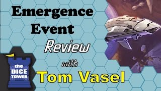 Emergence Event Review - with Tom Vasel