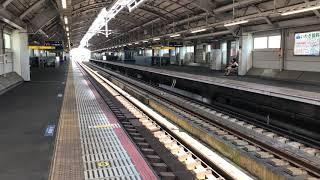 京成3400形(3448編成)京成曳舟通過