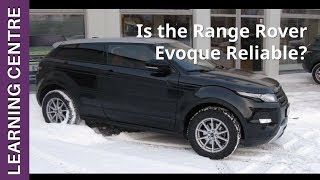 Is the Range Rover Evoque Reliable? | OSV Learning Centre