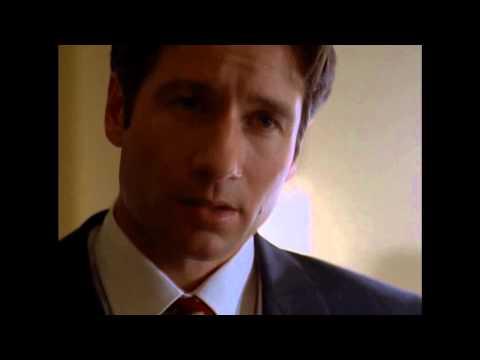 X-Files (funny scenes)