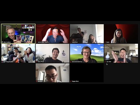 INCREDIBLE Digital Virtual Magic Show on Zoom