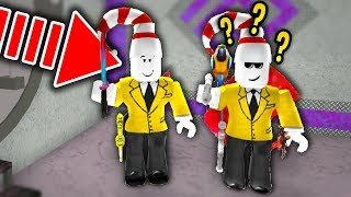 I DISGUISED AS MY FRIEND... (Roblox Murder Mystery 2)