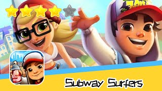Subway Surfers Miami Walkthrough Join the endless running fun! Recommend index four stars