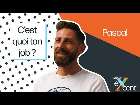 C'est quoi ton job ? Pascal FRIBURGER   Dessinateur et concepteur industriel