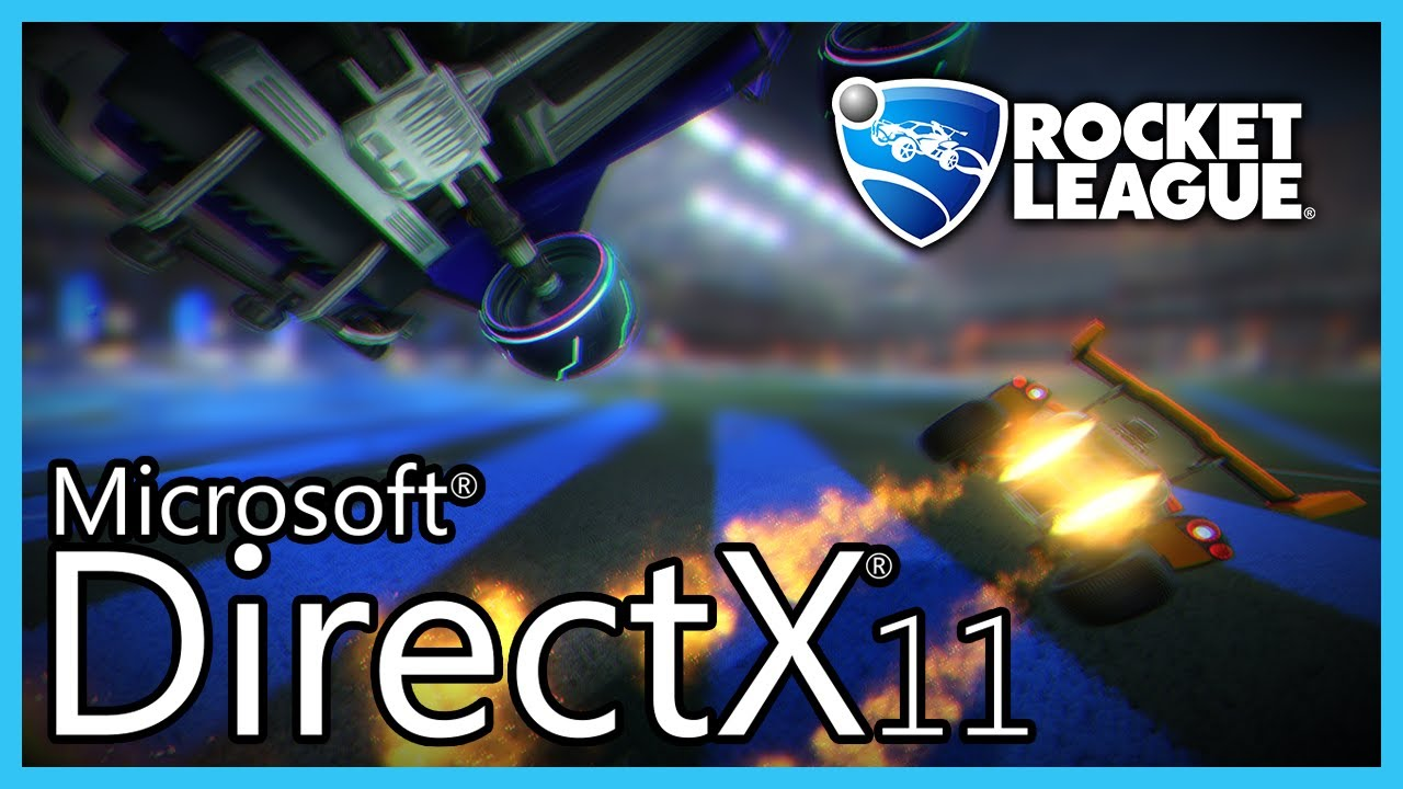What DX11 means for Rocket League ft. Psyonix