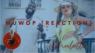 Mulatto - Muwop ft. Gucci Mane [Audio Engineer Reaction Video]