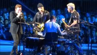 U2 The Little Things That Give You Away (Multicam HD Audio) Joshua Tree Tour 2017