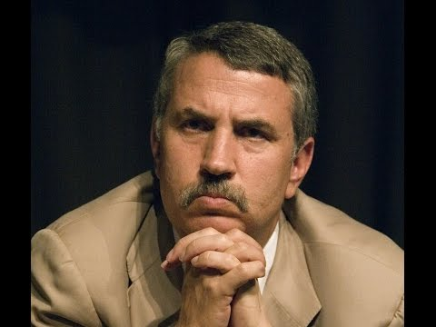 Thomas Friedman Makes Nonsensical Statement At Davos Conference
