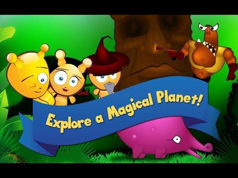 Escape From Yepi Planet - Walkthrough Part 1