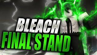 BLEACH STAND FINAL À VENIR? ROBLOX - France iBeMaine (en)