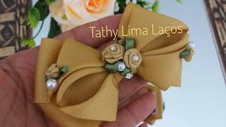 Laço Sucesso By Tathy Lima
