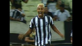 Gol de Mateus Gonçalves - Ceará 2 x 0 Palmeiras - Narração de José Manoel de Barros