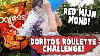 Red Mijn Mond! - DORITOS ROULETTE CHALLENGE! [SKETCH]