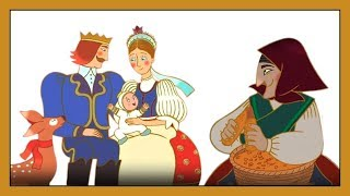 Cerceruska | Hindi Kahaniya for Kids | Stories for Kids | Hindi Animated Stories