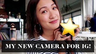 My New Camera!!! (Plus the filters & settings I use for Instagram) | Laureen Uy