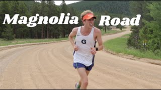 LONG RUN AT MAGNOLIA ROAD *8700 ft*