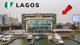 A Place You Wouldn't Believe Exists In Lagos Nigeria! (water transport)