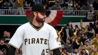 MLB 15 The Show: Cubs vs Pirates NL Wildcard Game Sim