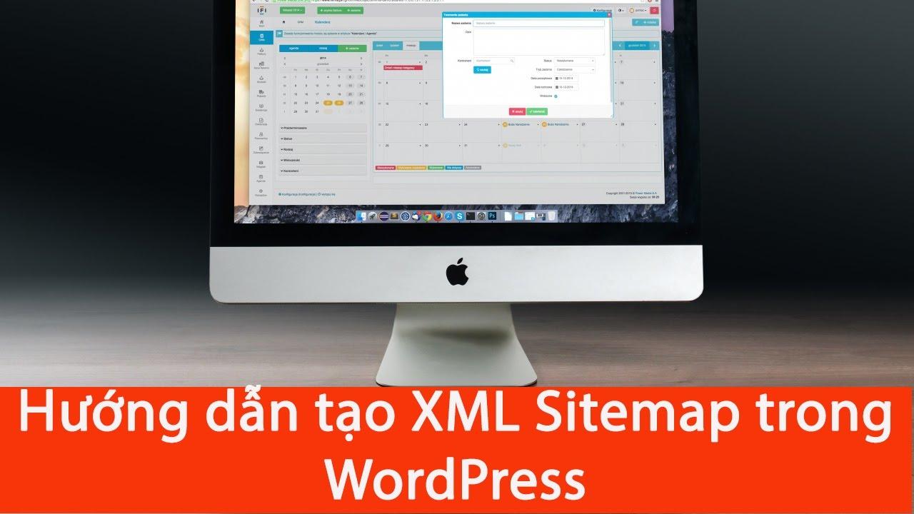 hướng dẫn tạo xml sitemap trong wordpress youtube