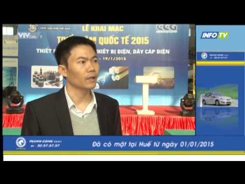 News reports of Vietnam cable exhibition (2015)