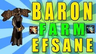 Knight Online Güncel 1000X Ardream Baron Farm 2019