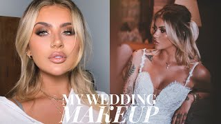 MY WEDDING MAKEUP - A BRIDAL TUTORIAL | JAMIE GENEVIEVE