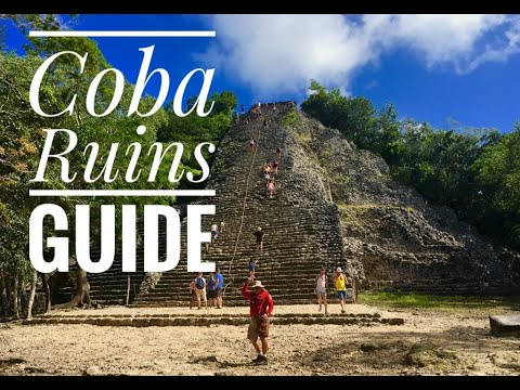 Download The Everything Guide On Visiting Coba Mayan Ruins