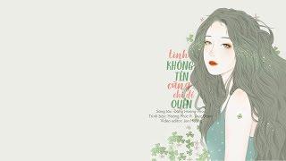 Tình Không Tên Cũng Chỉ Để Quên - Hoàng Phúc ft. Thục Đoan || Lyrics