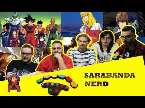 The Rolling Gamers [Pillole #4] - Sarabanda Nerd #anime #siglecartonianimati