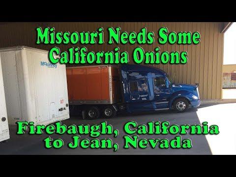 Missouri needs some California Onions - Firebaugh, CA to Primm, NV