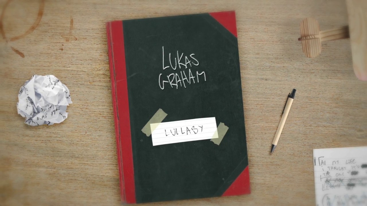 Lukas Graham — Lullaby [OFFICIAL LYRIC VIDEO]