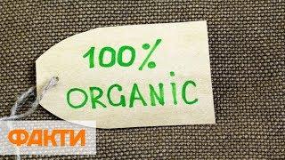 как в Украине выращивают органические продукты