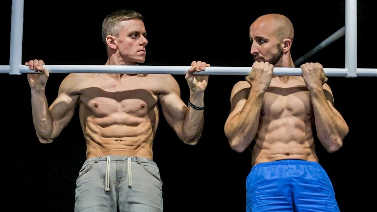 Pull Up vs. Chin Up | Which One Is Better For You? - YouTube