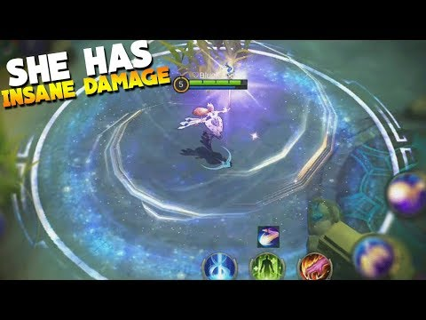 NEW HERO ODETTE Gameplay & Review! Mobile Legends Update