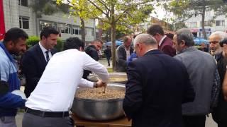 Akyazı'da aşüre günü etkinliği