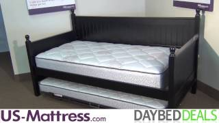 Fashion Bed Group Casey Daybed With Free Mattress