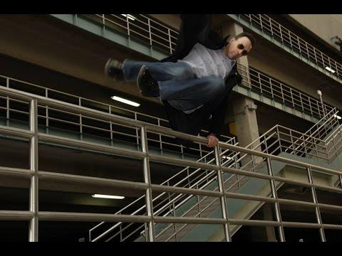 Jeff Bosley Stunt Fight Reel 516