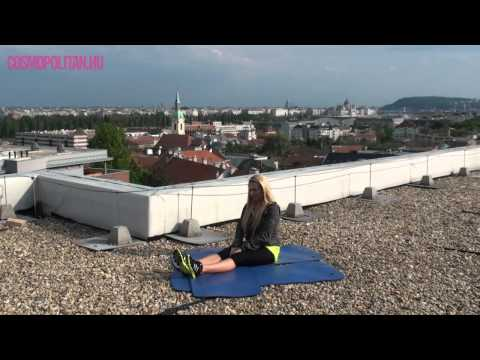 Cosmo Bikini Boot Camp - Feszes comb, vádli & popsi