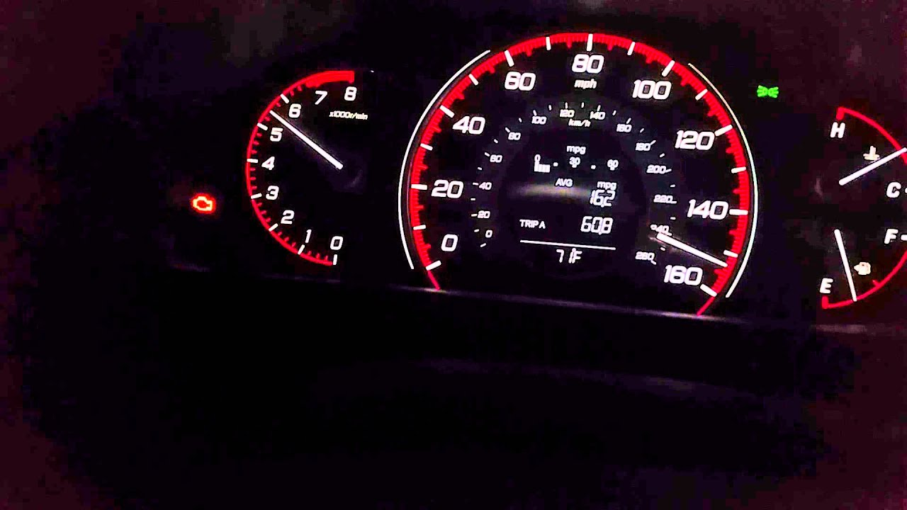 accord v6 top speed - youtube